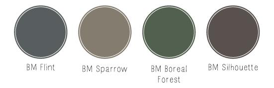 Garage Paint Color Options